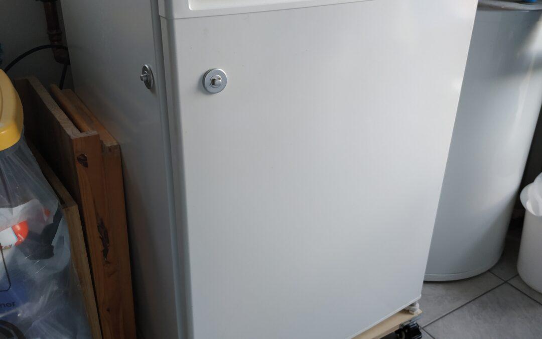 Kühlschrank mobilisieren – einfach beweglich