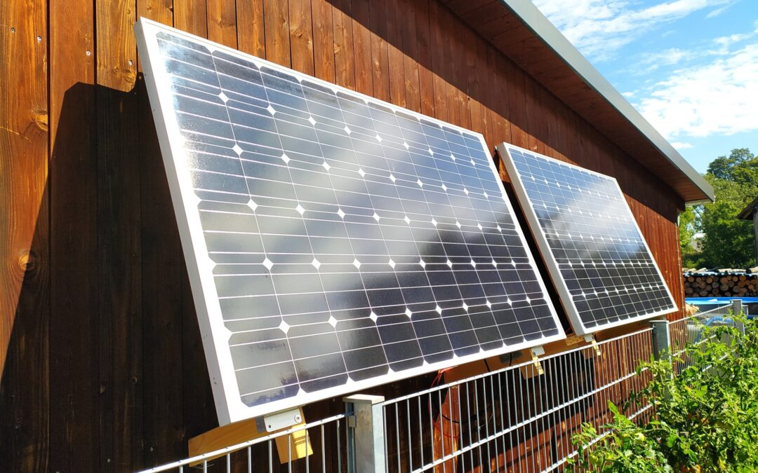 Solarpower – Energie durch Winkel